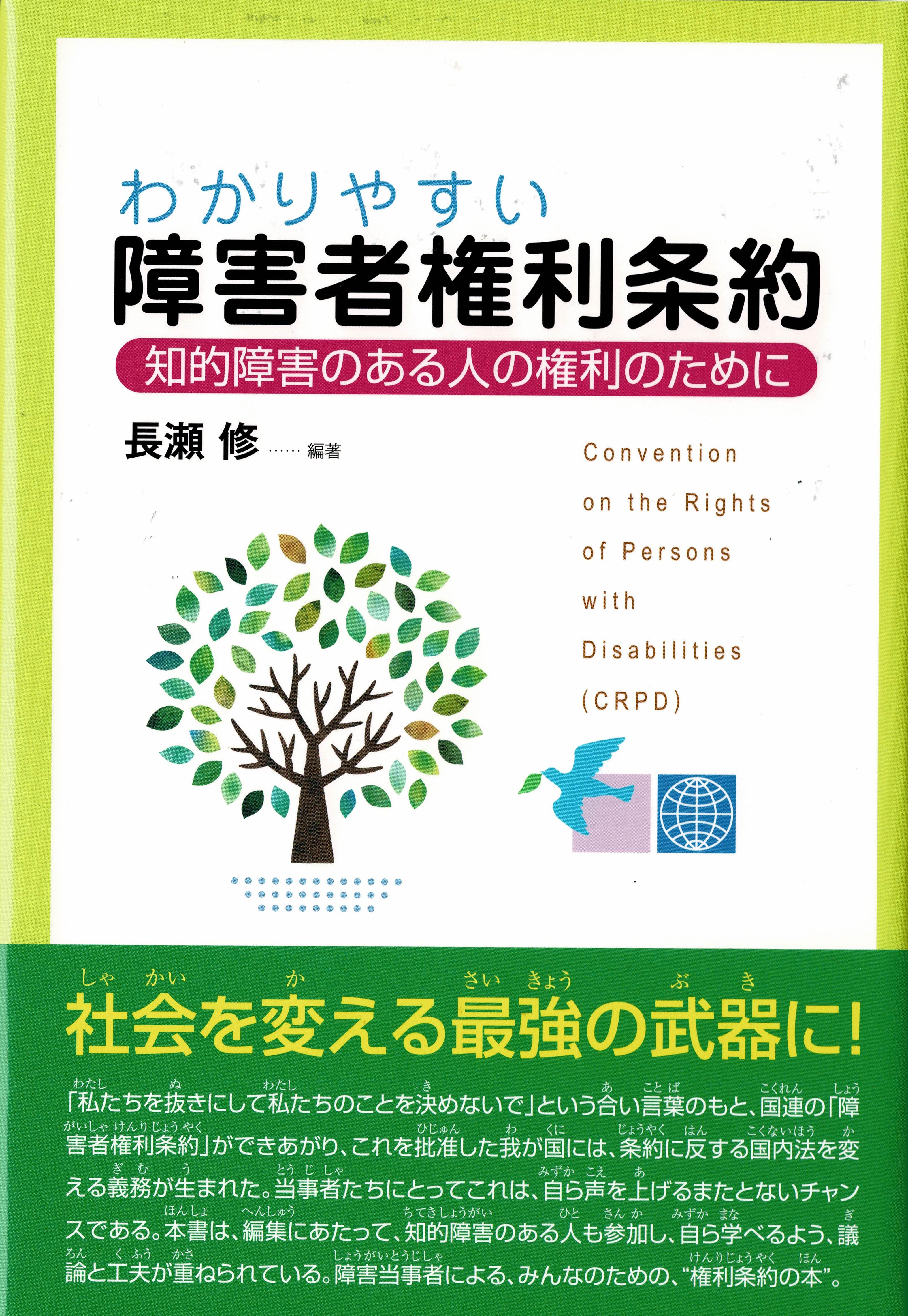 わかりやすい 障 害 者 権 利 条 約